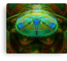 THe Reality Factory Canvas Print