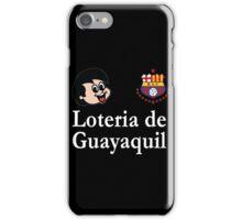 Barcelona Sporting Club, Retro 1987 iPhone Case/Skin