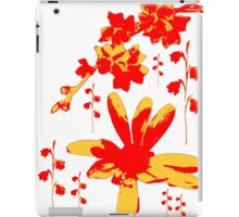 Wildflowers iPad Case/Skin