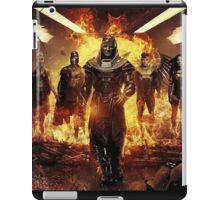 Apocalypse and the four horseman iPad Case/Skin