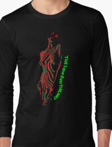 a tribe called quest, atcq, radio, funny, awesome, rap, hip hop, album, music, 90s, techno, trending, jazz Long Sleeve T-Shirt