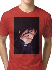 monster sehun Tri-blend T-Shirt