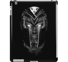 Magneto Face iPad Case/Skin