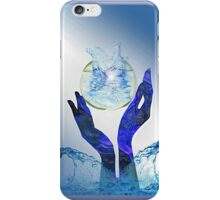 Water offering iPhone Case/Skin