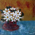 Earth laughs in daisies by Elizabeth Kendall