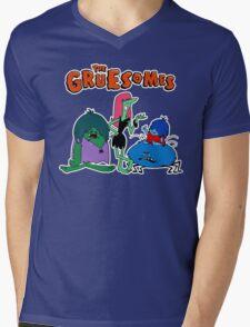The Gruesomes Mens V-Neck T-Shirt