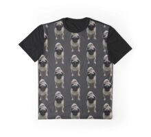 Cool Pug Graphic T-Shirt