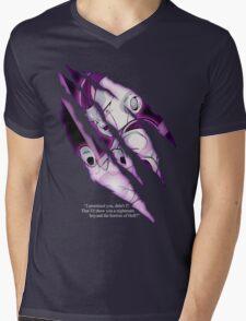 Freiza Mens V-Neck T-Shirt