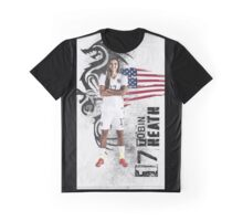 Uswnt Tobin Heath Design Graphic T-Shirt