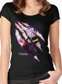 Hisoka Women's Fitted Scoop T-Shirt