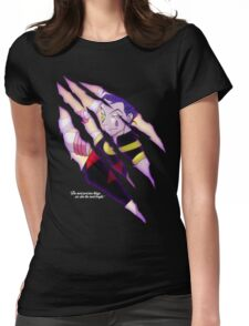 Hisoka Womens Fitted T-Shirt