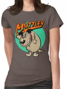 Muttley The Dog Womens Fitted T-Shirt