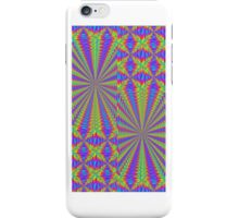 zig zagish iPhone Case/Skin