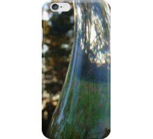 Distorted bottle iPhone Case/Skin