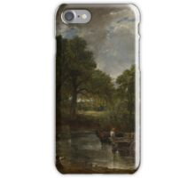 John Constable - The Hay Wain iPhone Case/Skin