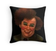 Steve brule (no background) Throw Pillow