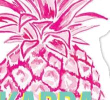 Pineapple Kappa Sticker