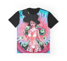 Dax, Angel of the Prismatic Graphic T-Shirt