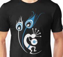 Wasted In Bombay - Blue Logo Promo Wordless Unisex T-Shirt