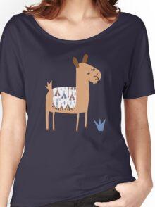 Alpaca Women's Relaxed Fit T-Shirt