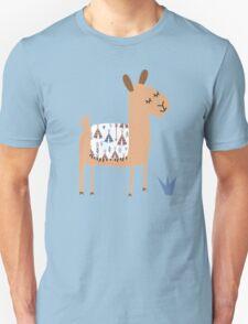 Alpaca Unisex T-Shirt