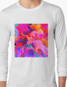 Abstract 11 Long Sleeve T-Shirt