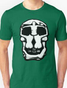 DALI SKULL Unisex T-Shirt