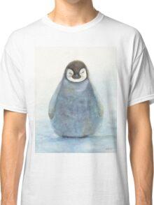 Baby Emperor Penguin Classic T-Shirt