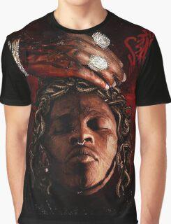 Jeffrey Thug Graphic T-Shirt