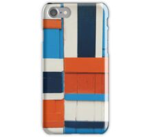 The Shaped Colors iPhone Case/Skin