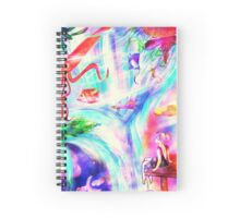 Taste the Sky  Spiral Notebook