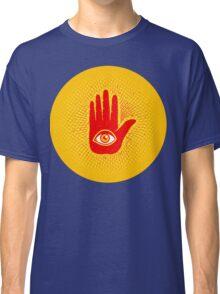 Hand and eye Classic T-Shirt
