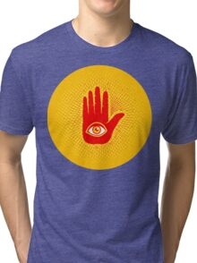 Hand and eye Tri-blend T-Shirt