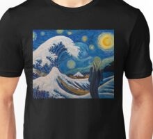 Edvard Munch, best work in one Unisex T-Shirt