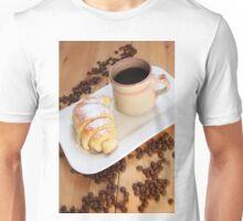 Coffee And Cornetto Unisex T-Shirt