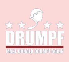 Make Donald Drumpf Again One Piece - Short Sleeve