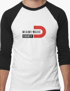 Miami-Wade County Men's Baseball ¾ T-Shirt