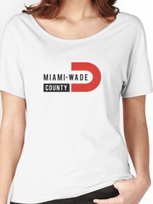 Miami-Wade County Women's Relaxed Fit T-Shirt