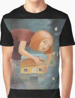 Inquisitive Graphic T-Shirt