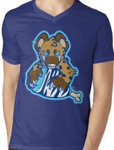 Hyena's meat Mens V-Neck T-Shirt