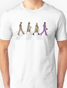 Side One - The Dude Abides Unisex T-Shirt