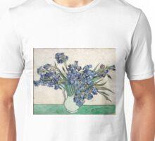 Vincent van Gogh Irises Unisex T-Shirt