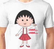 Chibi Maruko Chan  Unisex T-Shirt