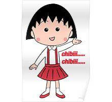 Chibi Maruko Chan  Poster