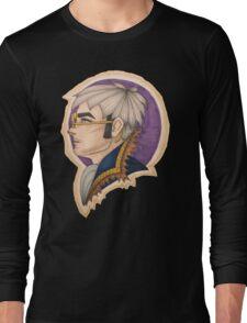 Percy: the Human Gunslinger Long Sleeve T-Shirt