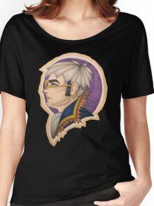Percy: the Human Gunslinger Women's Relaxed Fit T-Shirt