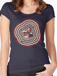 TRUFFLE SHUFFLE 2 Women's Fitted Scoop T-Shirt