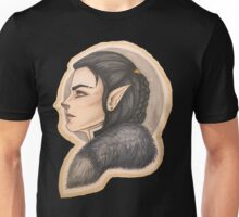 Vax: Half Elf Rogue  Unisex T-Shirt