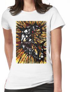 lunatic lunacy 2 Womens Fitted T-Shirt