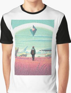 No Man's Sky Player Graphic T-Shirt